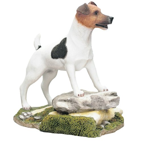 Best Of Breed Dogs – Jack Russell on Log – Tri